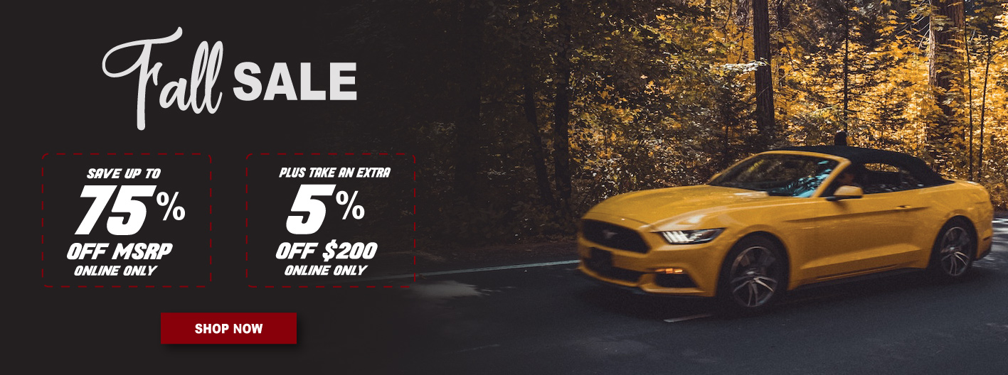 Discount Ford Tax Refund Sale