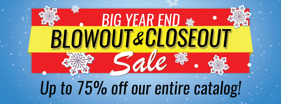 Discount Ford Parts End of Year Sale